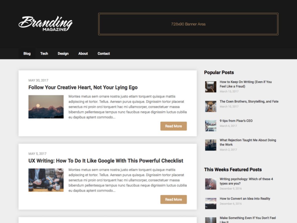 Publishable mag - recommended for review websites