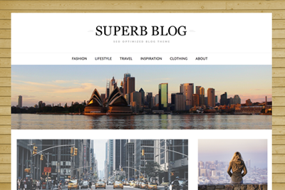 Responsive Blogily A Free WordPress Theme