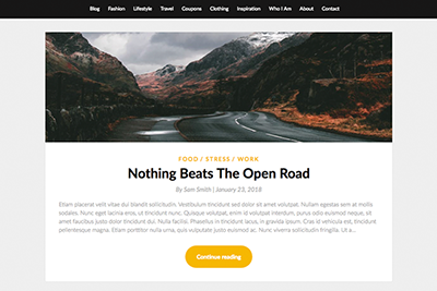 Free and Premium WordPress Theme
