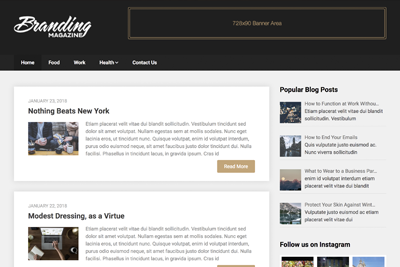 Publishable Mag A Free WordPress Theme