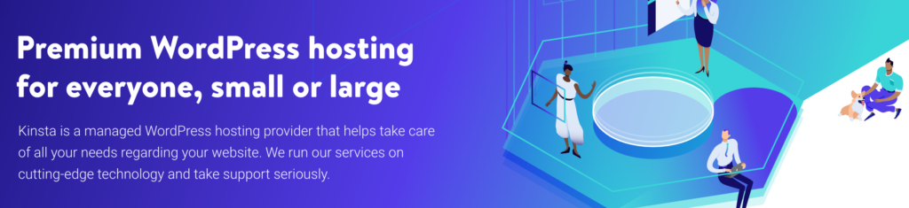 Kinsta Hosting Values