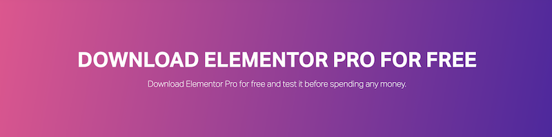 How to download Elementor Pro For Free