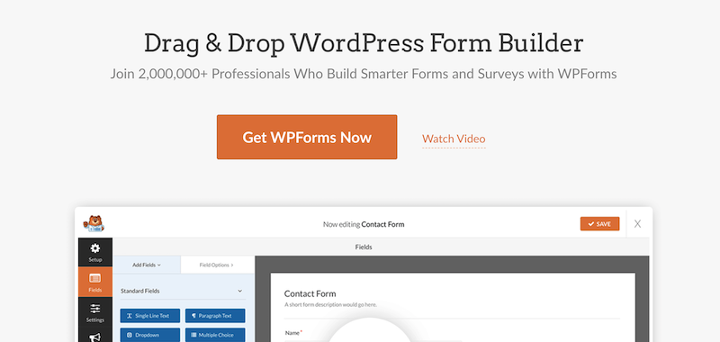 WP Forms WordPress Plugin Affiliate Program