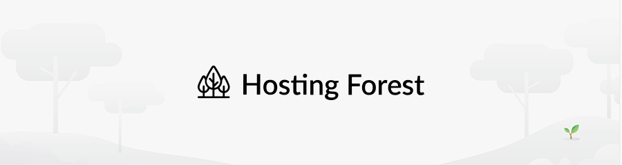 Hosting Forest cloud hosting promotes renewables & green initiatives
