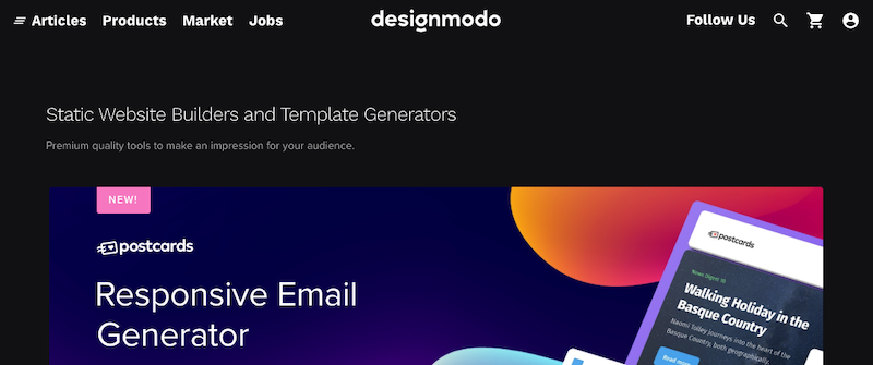 designmodo products coupon code