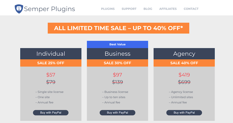 All in one seo pack discounts