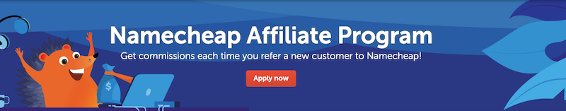 Namecheap WordPress Hosting Affiliate Program
