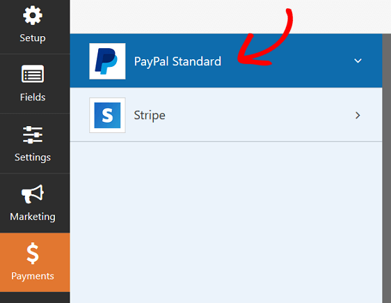 PayPal Standard for a Nonprofit Form