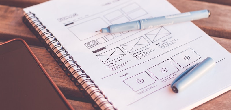Wireframing your app