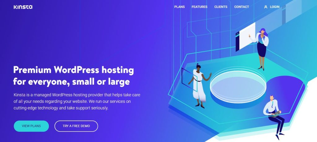 Kinsta is expensive, but one of the best WordPress cloud hosting services available