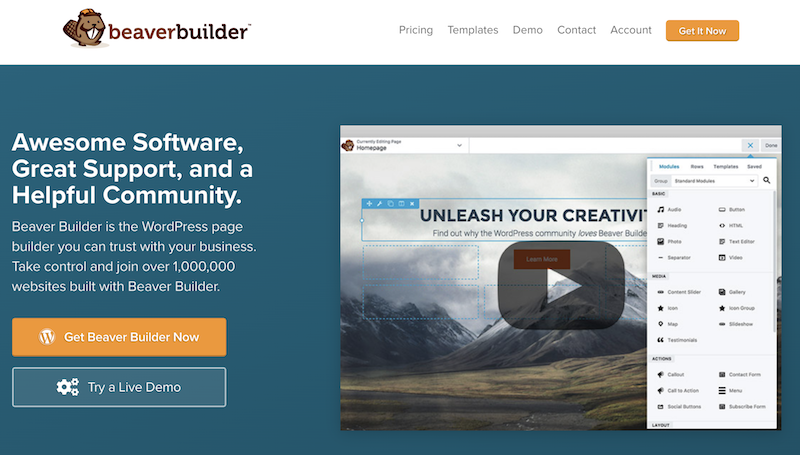 Alternatives to downloading Beaver Builder NULLED / Cracked / Pirated