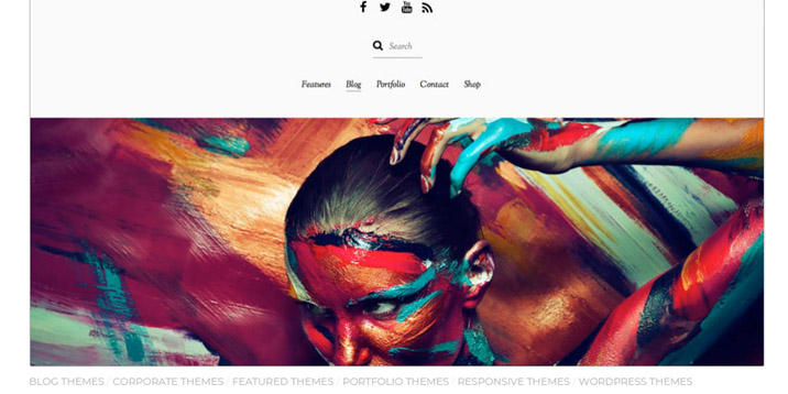 Elegant is a great review theme
