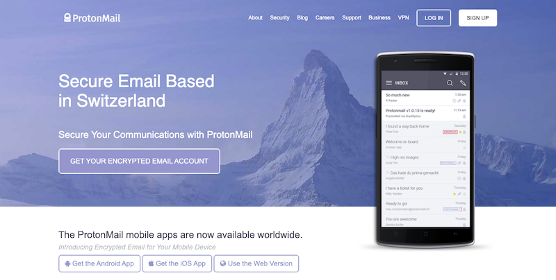Other Options For The Best Free And Paid Email Providers For Business