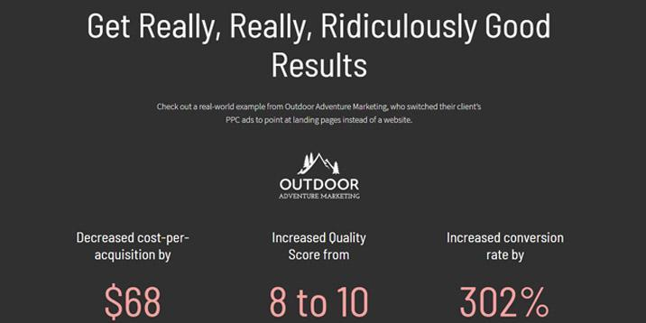 Get unbounce free