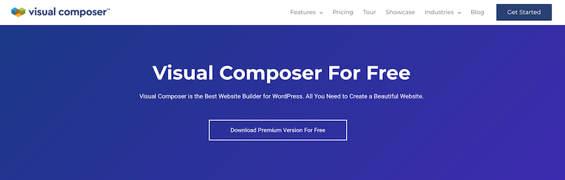 Alternatives To Downloading Visual Composer NULLED / Cracked / Pirated