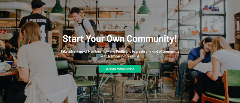How to enhance the functionalities of your WordPress Community theme with Membershiply and ProfileGrid