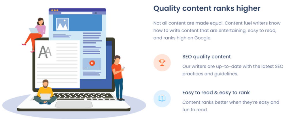 The Right Choice For SEO