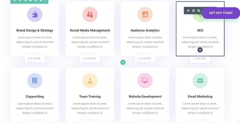 Divi trial for free