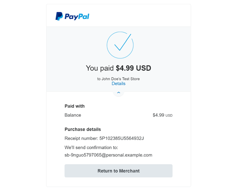 Easy Digital Downloads Paypal