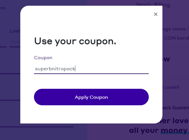 Current Nitropack Coupon Code 2021