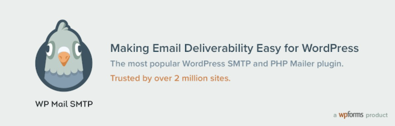 WP Mail SMTP 12 best email service 2021